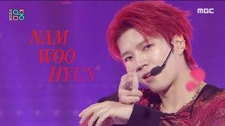 [Comeback Stage] NAM WOO HYUN - Calm & Passion, 남우현 - 냉정과 열정 사이 Show Music core 20211023