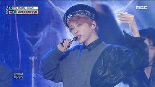 [Comeback Stage] KINGDOM - Black Crown, 킹덤 - 블랙 크라운 Show Music core 20211023