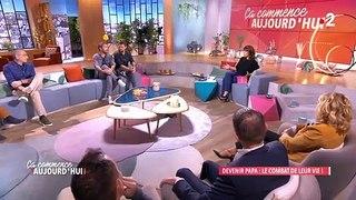 Christophe Beaugrand  ses confidences sur Bruna, la mère porteuse de son fils Valentin