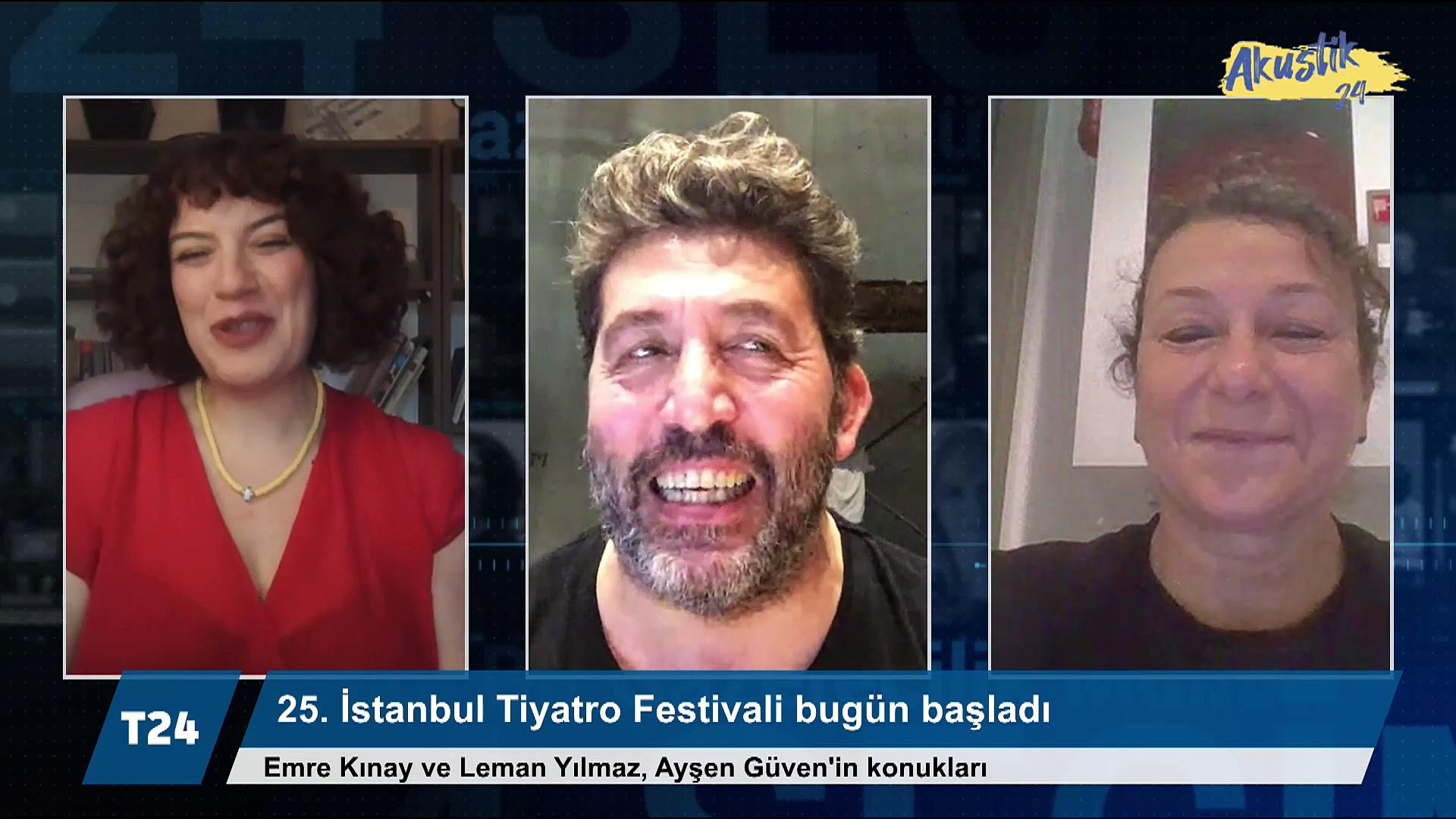 """İstanbul Tiyatro Festivali başladı: """"Türkiye tiyatrosunun 'bir pandemilik' canı olmamalı; seyirciye her zamankinden çok ihtiyacımız var"""""""