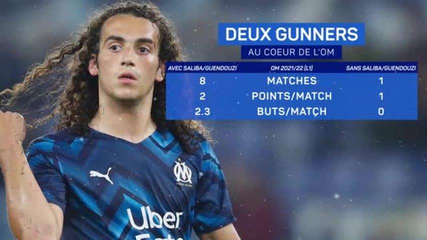 Ligue 1 - Classico OM/PSG : Saliba/Guendouzi : le Gunner est dans le prêt
