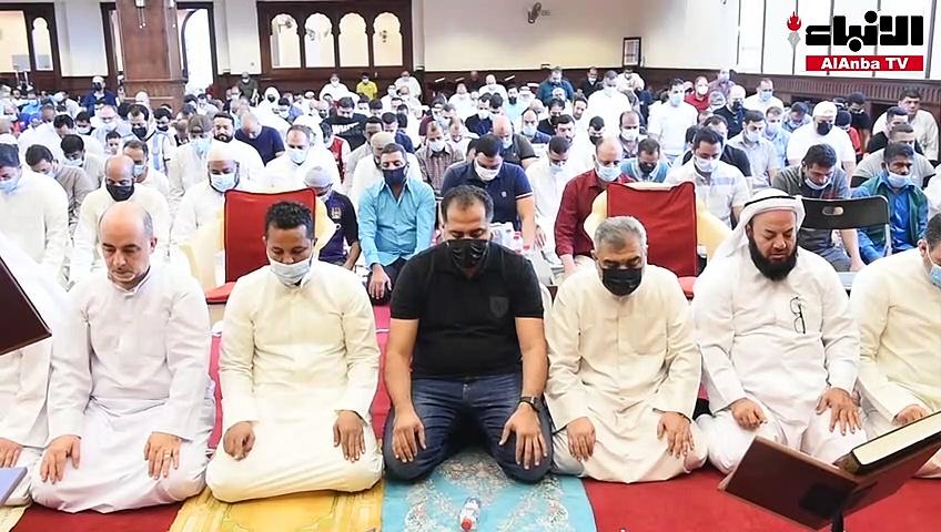مواطنون أعربوا لـ «الأنباء» عن فرحتهم وسعادتهم بعودة التقارب ورص الصفوف في المساجد