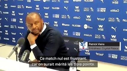 """10e j. - Vieira : """"Je suis frustré"""""""
