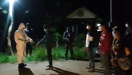 เขมรลักลอบเข้าไทย 38 คน