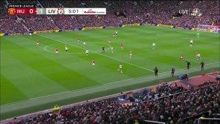 Naby Keita Goal - Manchester United vs Liverpool 0-1 24/10/2021