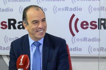 Federico Jiménez Losantos entrevista a Carlos García Adanero