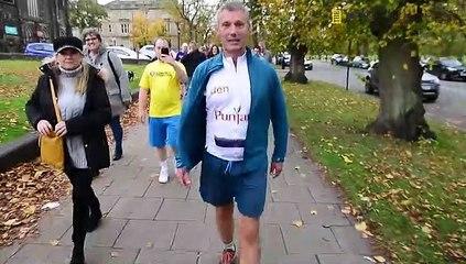 Graham Wilson Marathon Man