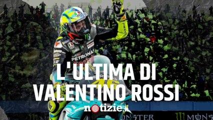 Moto GP, l'ultima in Italia di Valentino Rossi: a Misano saluti al pubblico tra lacrime e abbracci