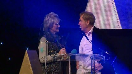 Judy Bell MBE guild of fine food lifetime achievement