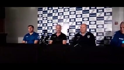 Brian McDermott explains why he took on Featherstone Rovers head coach role