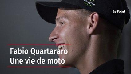 Fabio Quartararo : une vie de moto