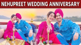 Here's how Neha and Rohanpreet celebrated their first wedding anniversary
