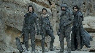 Zendaya Timothée Chalamet Dune Review Spoiler Discussion