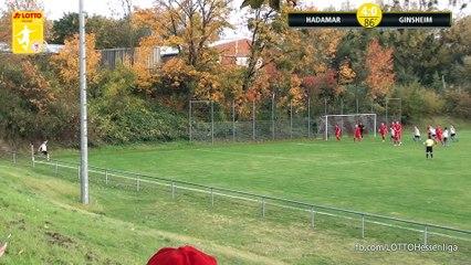 Hessenliga-Torshow 14. Spieltag Gruppe B