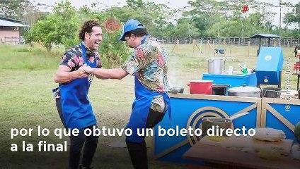 En redes festejan que Frank Martínez es un finalista de 'MasterChef': Carla Giraldo también clasificó