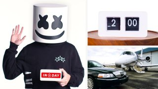 Everything Marshmello Does In a Day