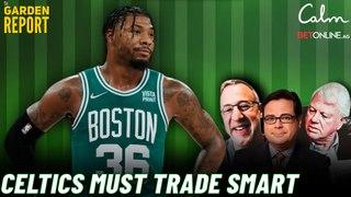 Jeff Goodman: Celtics 'Must Trade Marcus Smart for Real PG'