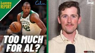 Is Al Horford the Celtics MVP So Far? - Boston Film Breakdown