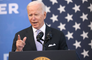 Biden Says Meeting With Manchin 'Went Well'