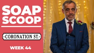 Coronation Street Soap Scoop! Kevin and Abi's wedding drama
