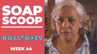 Hollyoaks Soap Scoop - Misbah's past is revealed