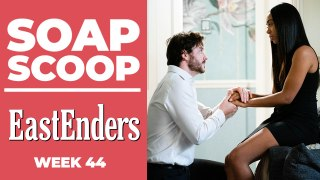 EastEnders Soap Scoop! Gray proposes to Chelsea