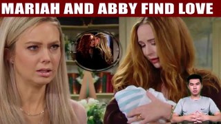 Young And The Restless Spoilers Mariah comes to live with Abby and Dominic, will they fall in love-