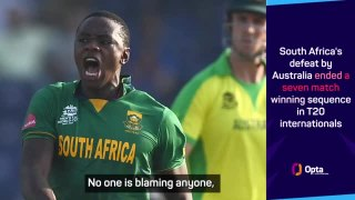 No point 'harping on' about South Africa's batting - Rabada