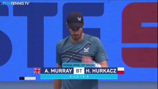 Murray upsets Hurkacz in race to Milan