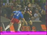 Rugby Stade Francais Toulouse 2005 cuillere Fillol