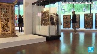 Bénin : 26 oeuvres d'arts bientôt restituées après une exposition spéciale à Paris