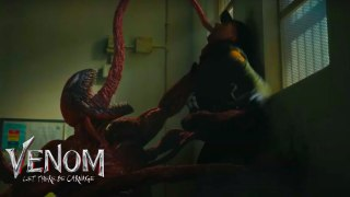 Venom Let There Be Carnage – Carnage Kills Security Guard