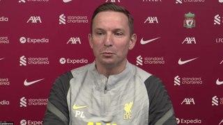 Pep Lijnders on Liverpool cup trip to Preston