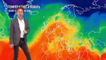 Illustration de l'actualité La météo de votre mercredi 27 octobre