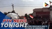 Pro-civilian protesters denounce army's declaration of state of emergency; US condemns Sudanese military takeover, suspends $700-M in aid; Afghans sell daughters for as low as $500 as hunger, poverty strike; Japan's Princess Mako gives up royal status as