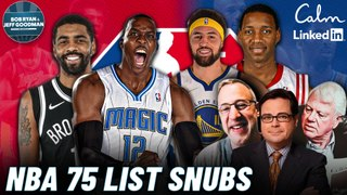 Does Russell Westbrook Fit in LA? + NBA Top 75 List | Bob Ryan & Jeff Goodman Podcast w/ Gary Tanguay