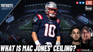 What is the Patriots Offense, Mac Jones's Ceiling? | Patriots Beat
