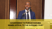 Government to pursue the Huduma Namba appeal to the Supreme court