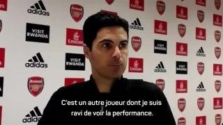 Arsenal – Arteta espère garder sa pépite, Nketiah