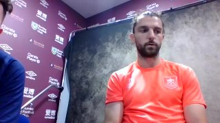 Jay Rodriguez Burnley - Spurs Carabao Cup preview