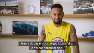 PSG - Neymar dévoile une information sur son avenir