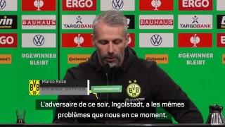Dortmund – Rose heureux de la performance de Thorgan Hazard