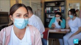 Hôpitaux en France : 20 % des lits fermés faute de soignants