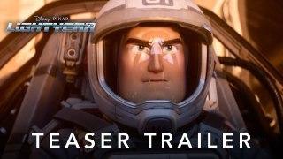 Lightyear Teaser Trailer #1 (2022) Chris Evans Animated Movie HD