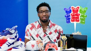 10 Things Donovan Mitchell Can't Live Without