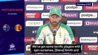 Australia looking forward to Sri Lanka spin 'challenge' - Wade