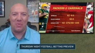 Week 8 Thursday Night Football Betting Preview