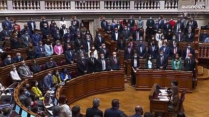 Privé de budget, le Portugal se rapproche des élections anticipées