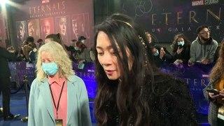 ETERNALS: Director Chloe Zhao's Message To Women