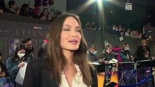 ETERNALS: Angelina Jolie -